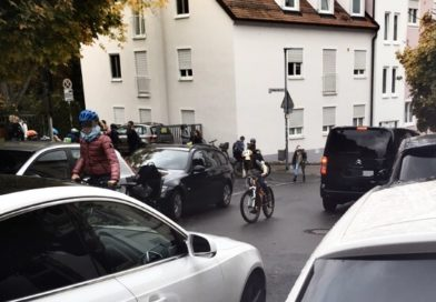 Und täglich grüßt der Verkehr – Die Verkehrssituation vor dem KHG